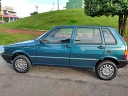 Fiat Uno Mille Smart 2001/01 para Coleção
