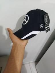 Boné Mercedes bens - produto de qualidade