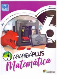 Livro Araribá Plus Matemática - 6º ano