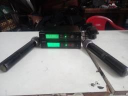 Microfone sem fio Shure Slx4