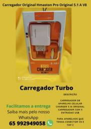 Carregador de celular turbo 5.1R 3usb