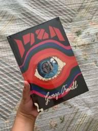 Livro 1984 edição da editora Antofagica lacrado