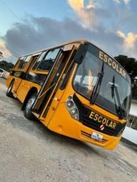 Título do anúncio: Onibus curto escolar Micrao Mercedes 36 lugares