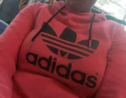 2 Blusas de Moletom Adidas