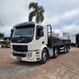 Volvo Vm330 Bitruck 8x2 2015 - Vm 330 Porta Container 20 Pés