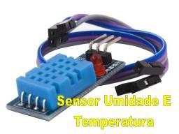 Temperatura e umidade arduino