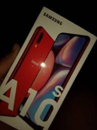A10s Novo na Caixa