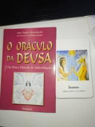 Livro O ORÁCULO DA DEUSA (exotérico)