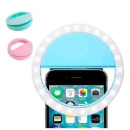 Ring Ligth Iluminador LED para celular