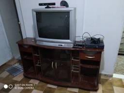 Rack e TV de tubo 29p