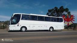Ônibus Marcopolo G6 1050 motor dianteiro Mercedes Benz 1721