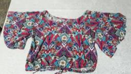Blusinhas viscoso lavada, pouquissímo uso, super arrumadinhas para o dia a dia.