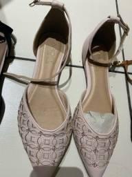 Sapato/rasteira
