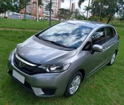 Honda Fit 2015 LX 1.5 Automático 55.000 KM Câmbio CVT Air Bag Estado de Zero Só 49.990