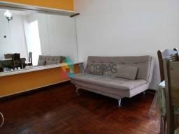 Apartamento à venda com 1 dormitórios em Botafogo, Rio de janeiro cod:BOAP10597