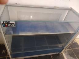 Vitrine de vidro interiso baratoo