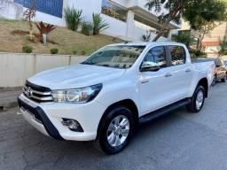 Toyota Hilux  2018 completa Diesel 4x4 câmbio manual