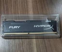 Memoria ddr4 hyperx fury