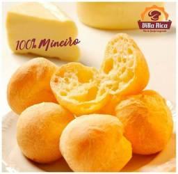 Pão de queijo 500gr