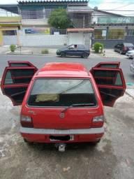 Fiat Uno Mille Way Economy 2011/2012