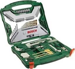 Kit ferramenta Bosch 103 peças.