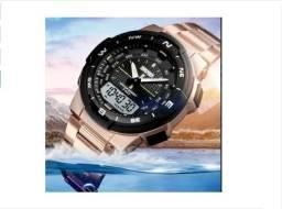Relógio Skmei 1370 rosa
