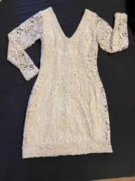 Vestido de Renda Guipir