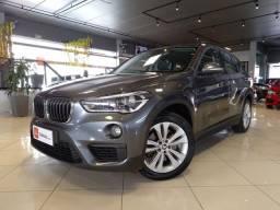Título do anúncio: BMW X1 2.0 16V TURBO ACTIVE SDRIVE20I AT 2017 4P