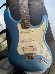 Guitarra Samick Established 1958 Azul