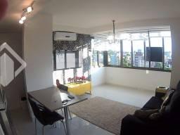 Apartamento à venda com 1 dormitórios em Moinhos de vento, Porto alegre cod:109719