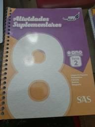 Livro coleçao ASAS 8 ano