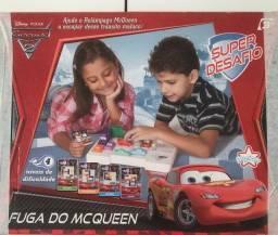 Jogo Carros- Fuga do MacQueen