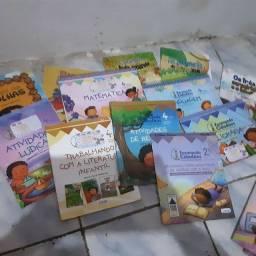Livros ensino infantil 4 editora formando cidadão