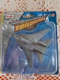 Miniatura Maisto Tailwings F 14 lacrado!