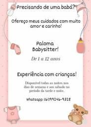 Precisando de uma babá?