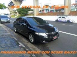 Honda New Civic 1.8 lxs Automático 2010/2010