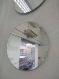 Vendo espelho redondo