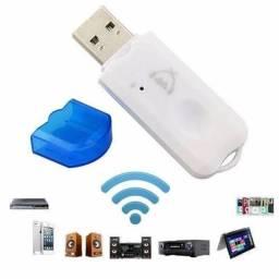 Adaptador Bluetooth USB para Som 25,00 Reais