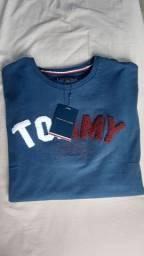 Camiseta Tommy Hilfiger masculino
