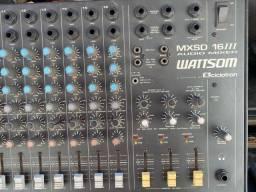 Mesa de som ciclotron MXSD 16II