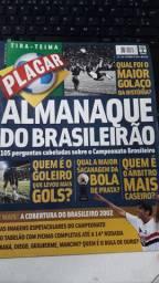 Revista Especial Placar Tira-Teima - Almanaque do Brasileiro