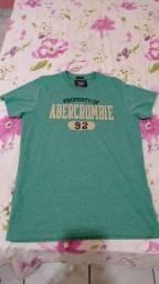 Camiseta Abercrombie NOVA Original