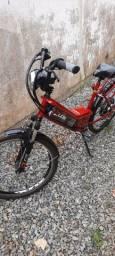 Vendo bicicleta elétrica seminova