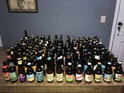 Coleção de Cervejas Artesanais