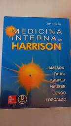 Livro de medicina interna de HARRISON