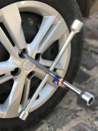 Chave de roda cruzada para vários modelos de carros