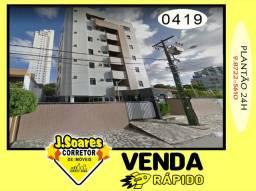 Tambauzinho, 3 quartos, 2 suítes, 77m², R$ 290.000, Venda, Apartamento, João Pessoa