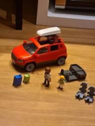 Playmobil Carro Family Suv
