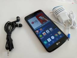 Celular LG K10 bem novinho muito conservado funcionando tudo perfeitamente