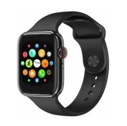 (Aceito cartão) Relógio SmartWatch IWO 13 Max X8 - Lançamento 2021 (Novo)